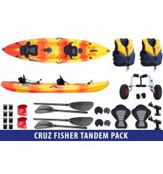 Cruz Fisher Tandem Pack