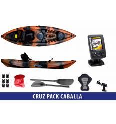 Cruz Pack Caballa