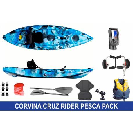 Corvina Cruz Rider Pack