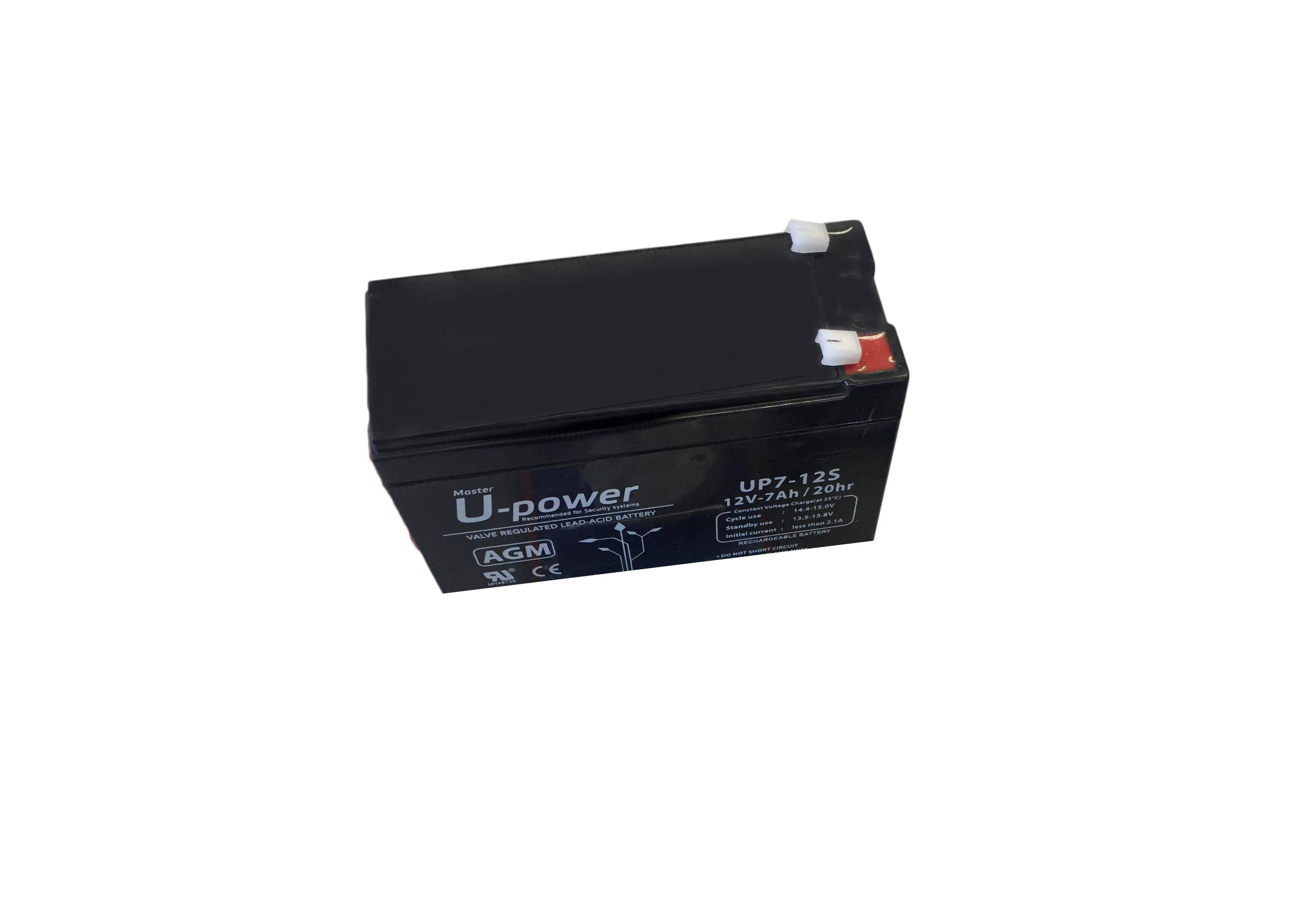 Bateria para Sonda, Chart Plotters y GPS 12V - 7AH - 20hr