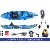 Corvina Cruz Pesca Pack