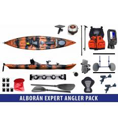 Pacote Combinado Alborán Expert Angler