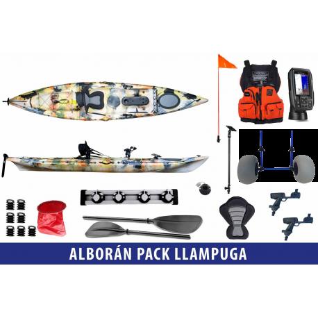 Alborán Pack Llampuga