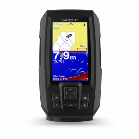 Sonda Garmin Striker 4 Plus
