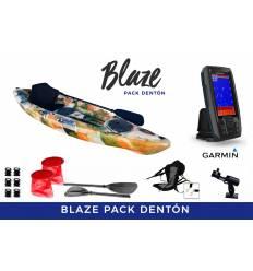 Blaze Fisher Pack Dentón