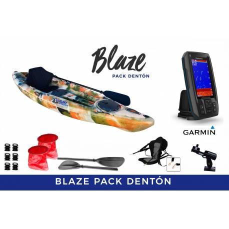 BLAZE S PACK DENTÓN con Garmin 5DV