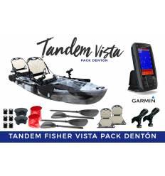 Tandem Fisher Vista Pack Denton