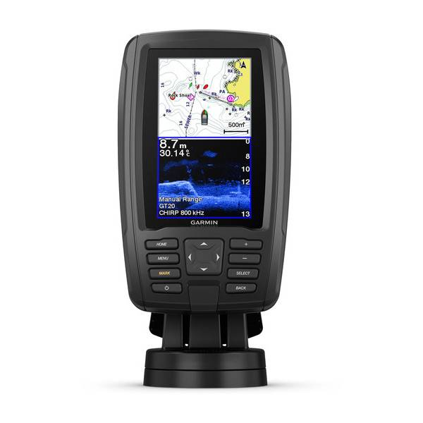 Garmin Echomap Plus 42cv con Chirp