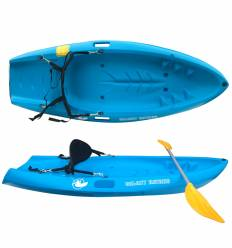 LKP Galaxy Pinguino Kids Kayak