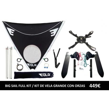 Vela Eola - Kit Completo Vela Grande