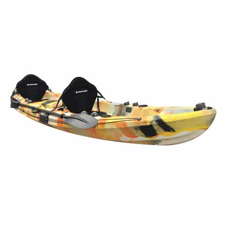 Galaxy Kayaks Cruz Tandem kayaks de paseo
