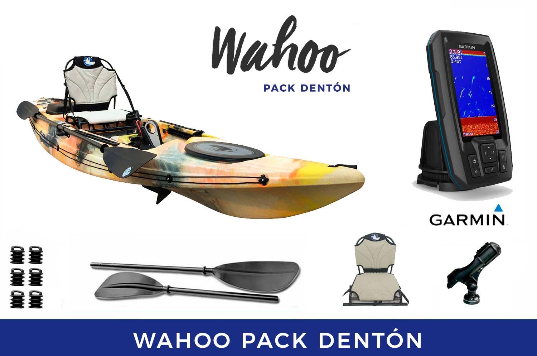 Wahoo Pack Dentón