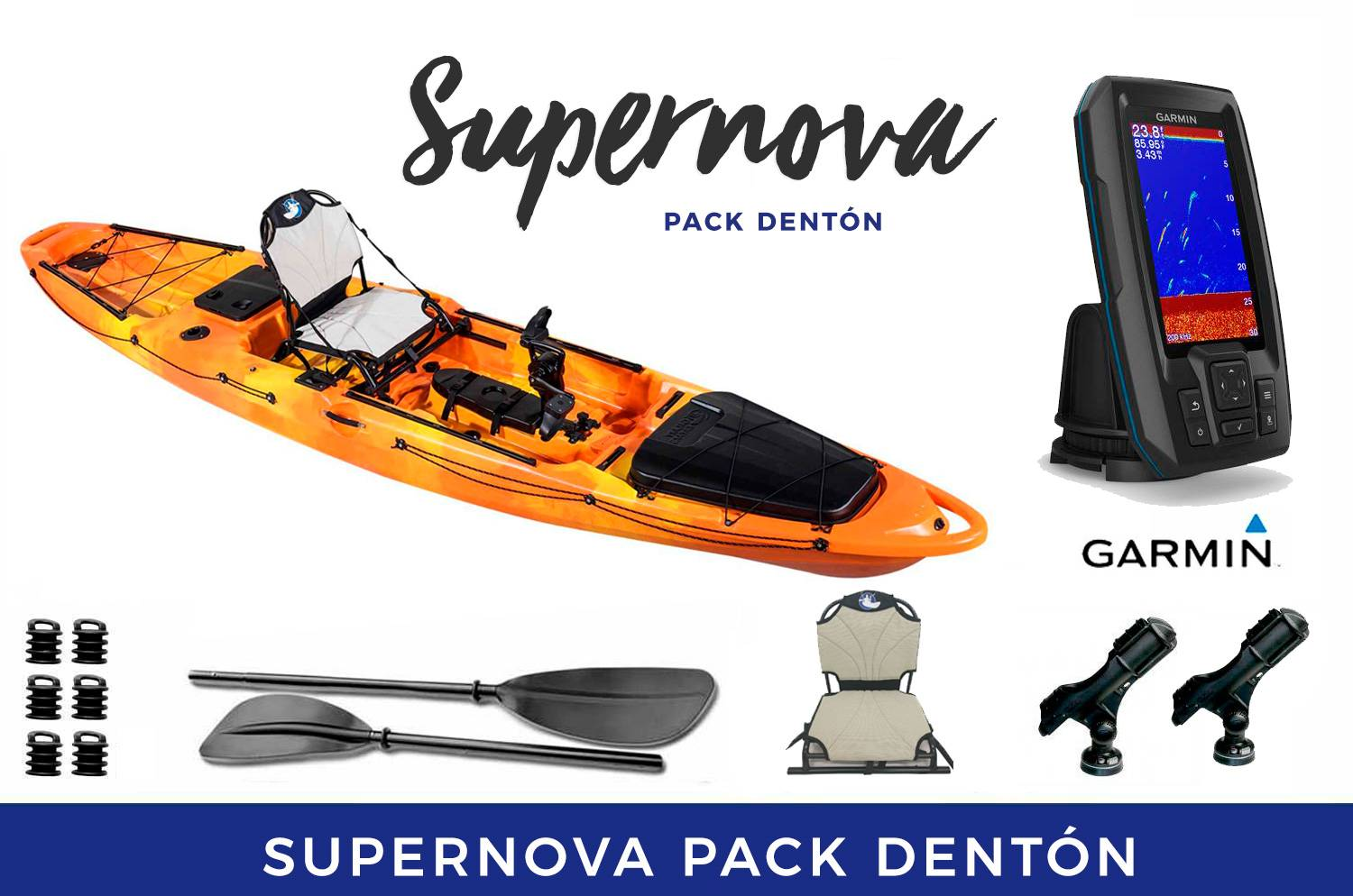 Supernova Pack Dentón