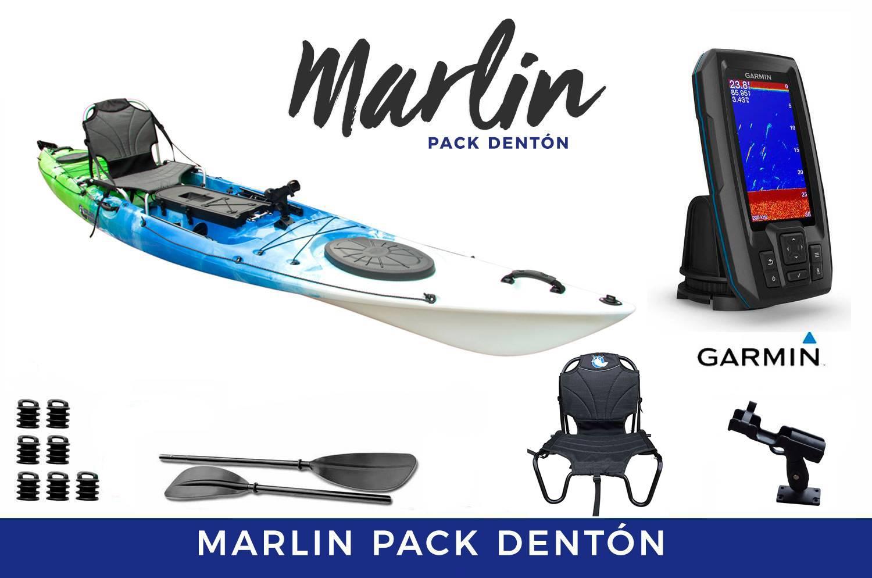 Marlin Pack Dentón