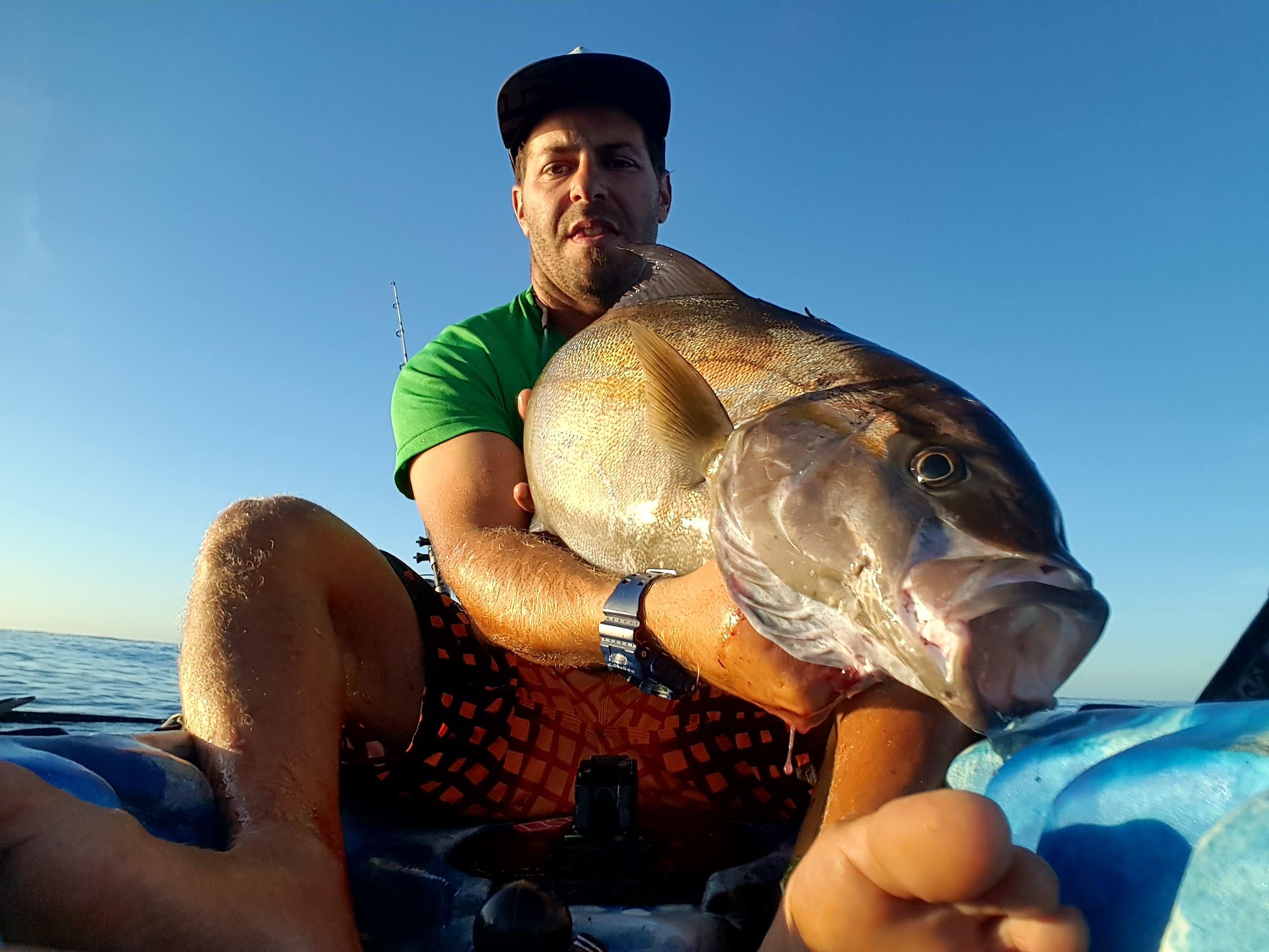 8a3335fd1ee39 Entrevista com Teo Ramos da Equipe de Pesca Galaxy Kayaks