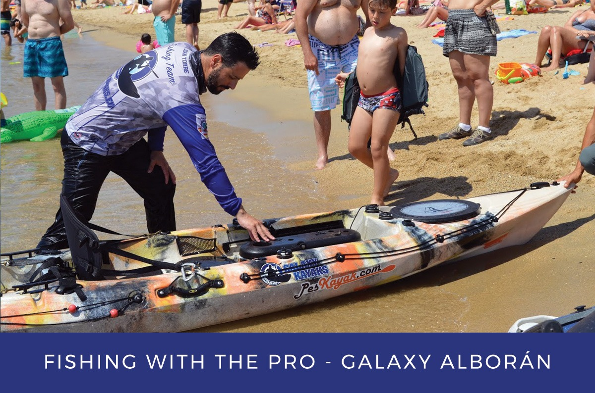 Fishing With The Pro - Galaxy Alborán