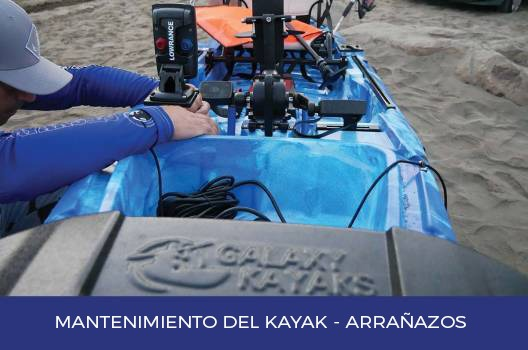 Kayak Maintenance Cheap and Easy way to Fix Scratches on Your Kayak